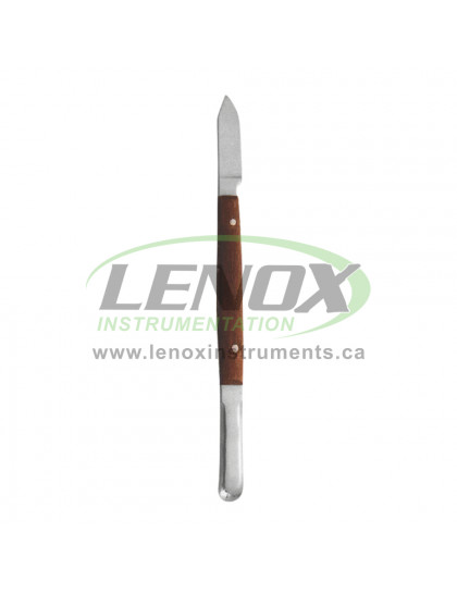 Wax Knives Wooden Handle, Small
