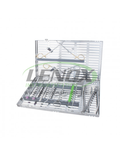 Dental Basic Implant Surgery Kit.