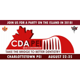 CDA DAPEI Convention 2018  Meet Us at Booth # 91