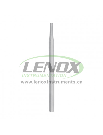 Dental Mouth Mirrors Handle Hollow  (7.5mm ) Length 5'' (Cone Socket)