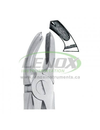 Extracting Forceps Fig.20 Lower Third Molars